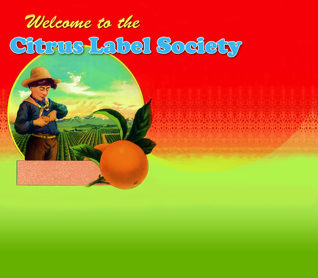 Citrus Label Society home page